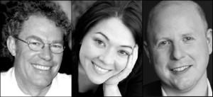 Kindra Scharich, Mark Peters, Jeffrey LaDeur
