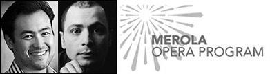 Eugene Villanueva, Hatem Nadim and the Merola Opera Program